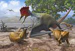 Bakonydraco  vs Ajkaceratops