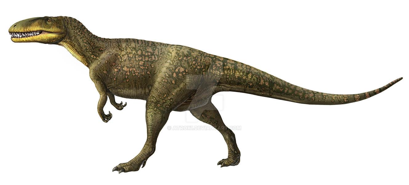 Dubreuillosaurus  valesdunensis by atrox1