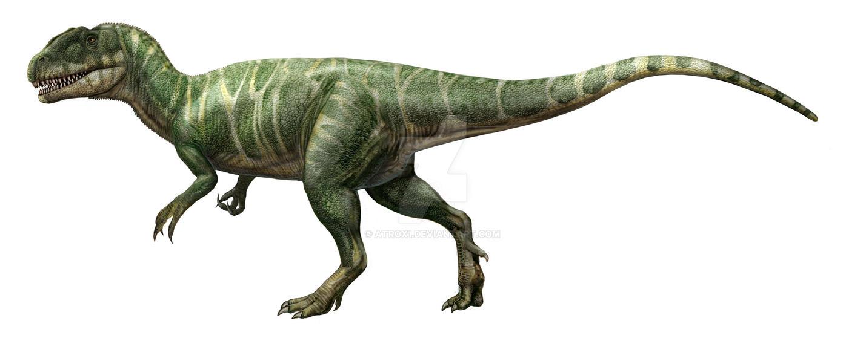 Piatnitzkysaurus floresi by atrox1