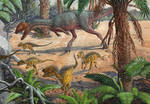 Dracovenator and Heterodontosaurs