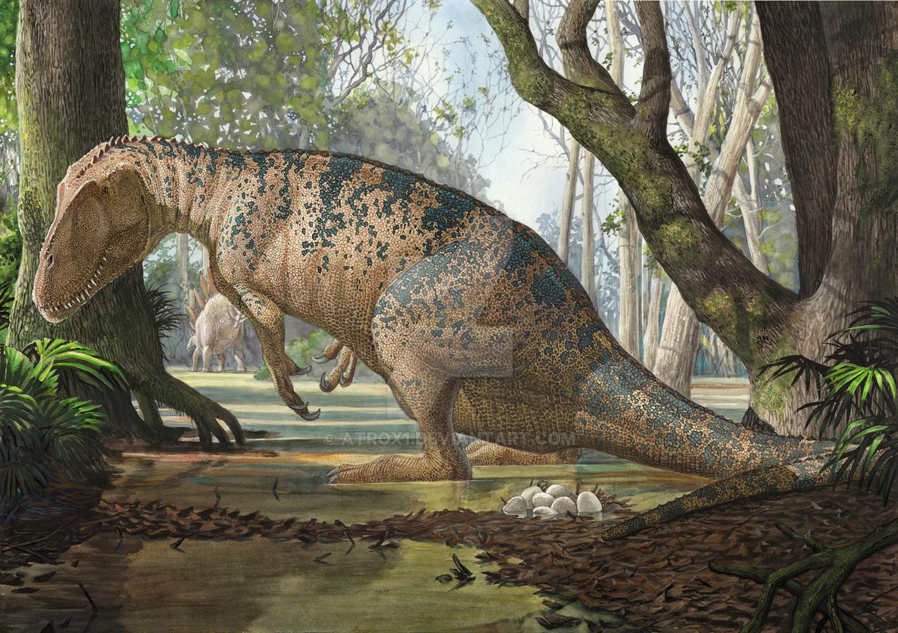 Edmarka rex by atrox1