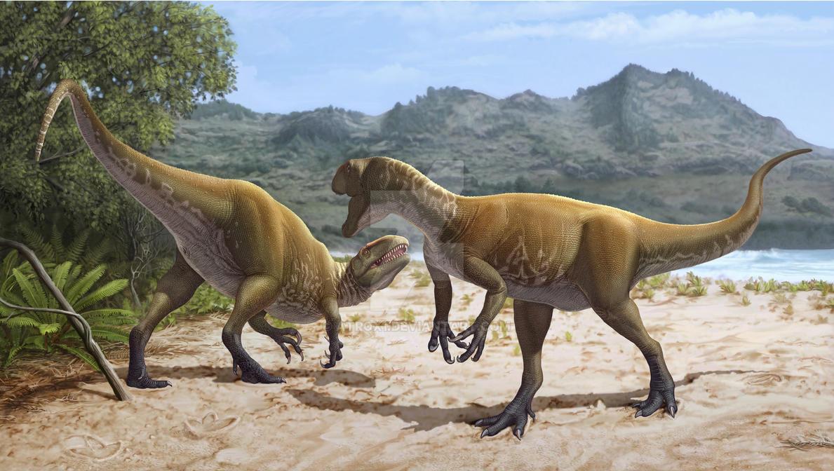 Lourinhanosaurus antunesi by atrox1