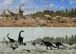 Dinosaurs of Burgos