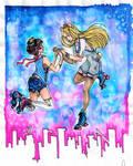 Honey Jump by xxzoya-kisaxx