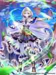 [TCG]Elementra - Aurora Gayle by SYSEN