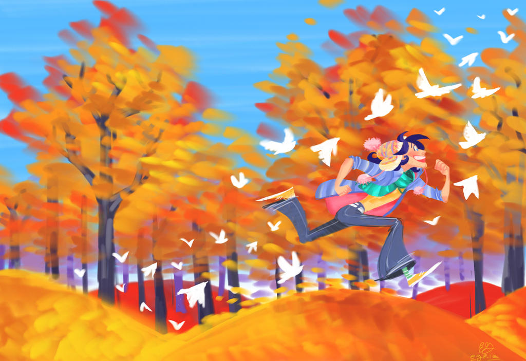 Autumn by egriz