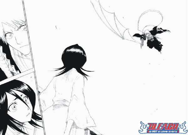 bleach is not love story3 by teora