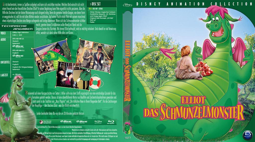 Elliot Das Schmunzelmonster Ganzer Film Deutsch