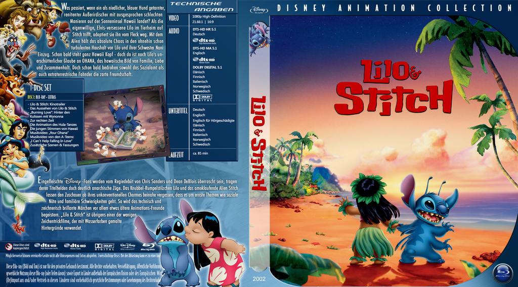 br disney Lilo und Stitch tfj by trickfilmjunkie