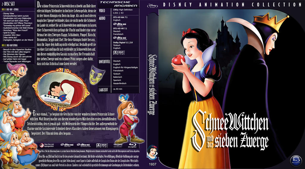 Br Disney Snowwhite Tfj by trickfilmjunkie
