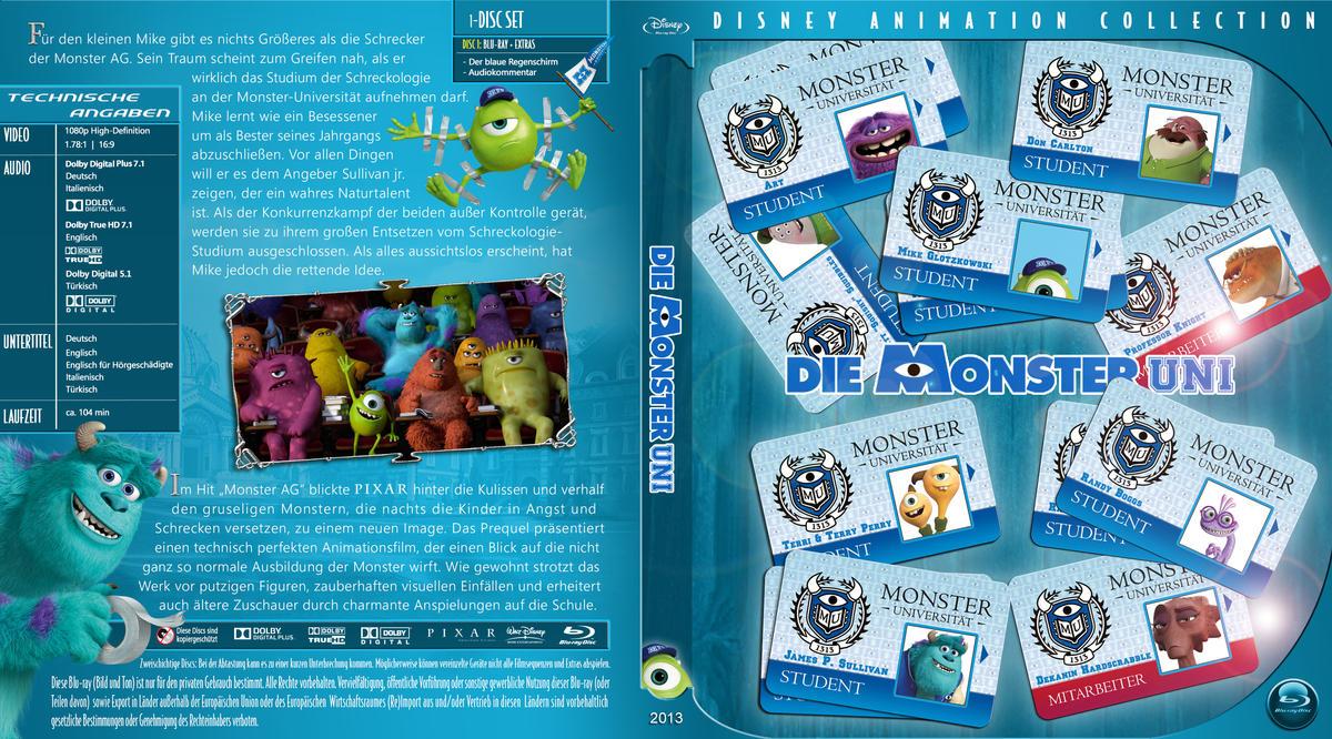 Br Disney Monster Uni Tfj by trickfilmjunkie