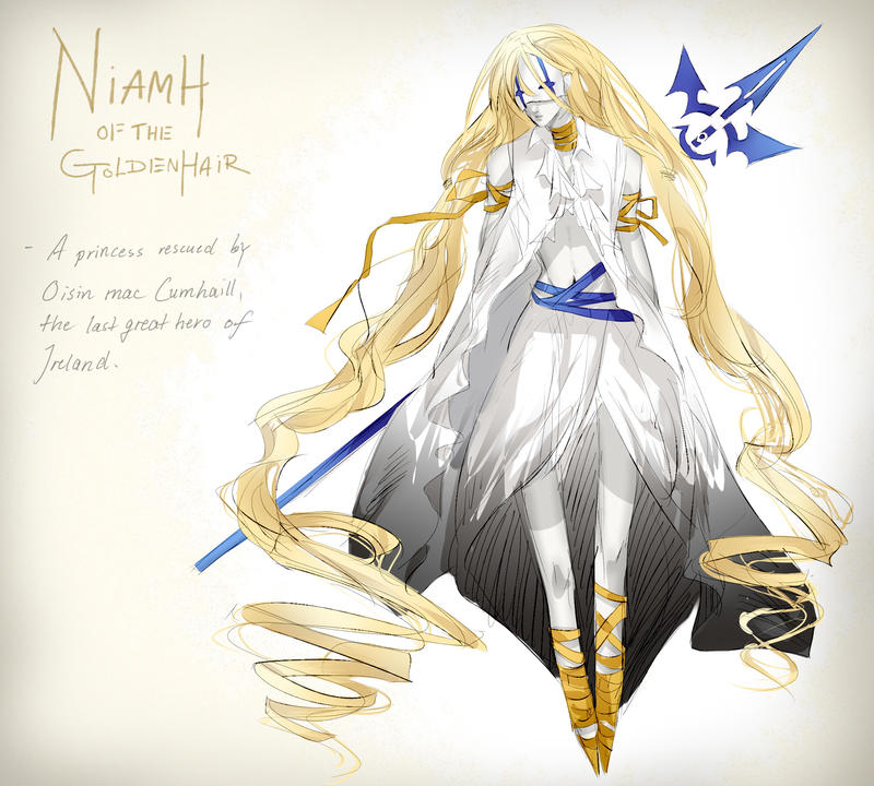 Custom Persona: Niamh (COM) By IMAKINATION On DeviantArt