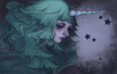 star girl by Seiashun