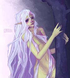#drawthisinyourstyle - Denaemoon by Seiashun