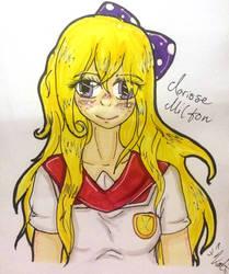 Clarisse Milton by FirePokeMaster