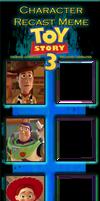 Toy Story 3 Recast Meme