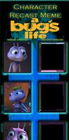 A Bug's Life Recast Meme