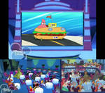 HOM Guest Watching The Spongebob Movie (1)