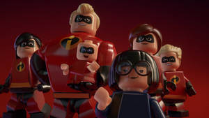 LEGO The Incredibles Family