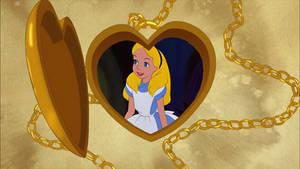Loveheart Locket: Alice