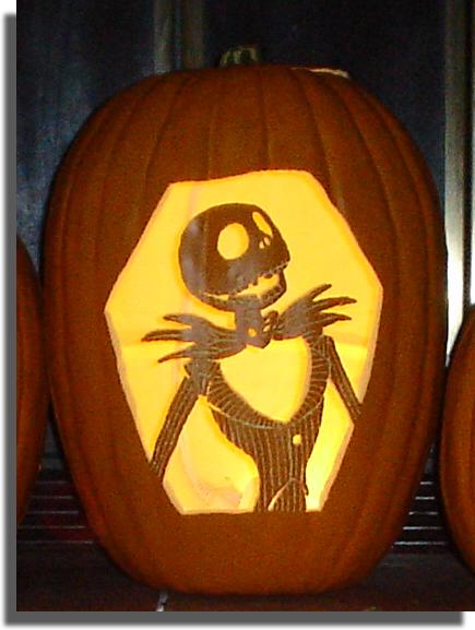 Jack skellington pumpkin by mkuppe on deviantart for Skeleton pumpkin design