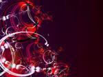 Christmas Night - Wallpaper