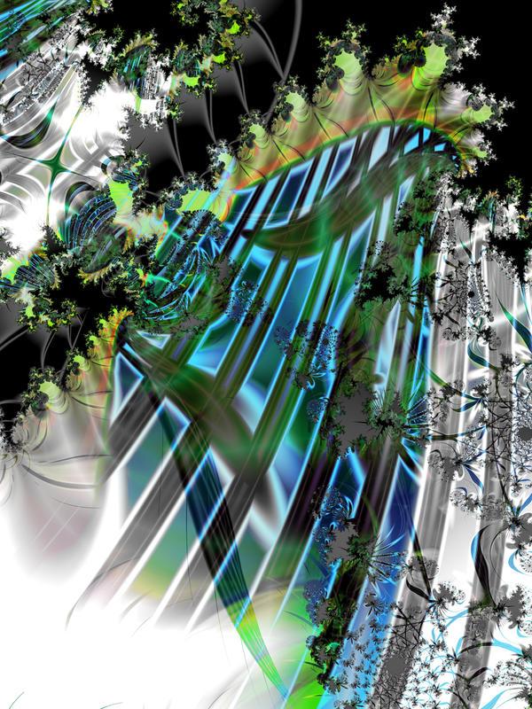 Ice Shards by ALP-Dreams