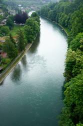 River in Bern