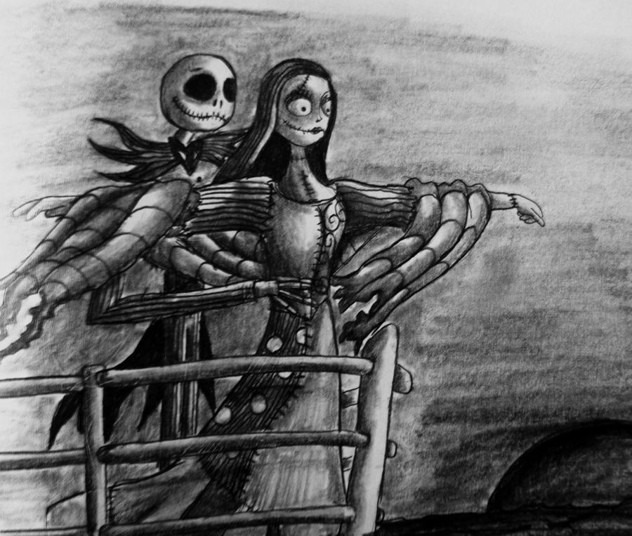 Jack And Sally ''I'm Flying'' By JettAilchu-92 On DeviantArt