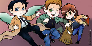 Supernatural Chibi Compilation