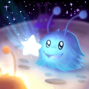 Shooting star by Swiftalunar