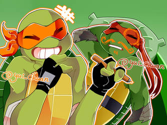 TMNT by thesweet2013
