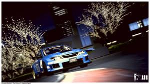 Subaru Impreza TC by vanheart