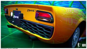 Lamborghini Miura P400 [close-up] by vanheart