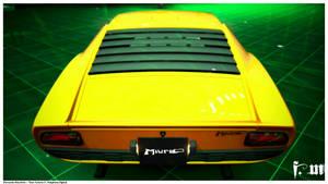 Lamborghini Miura P400 [close-up].1 by vanheart
