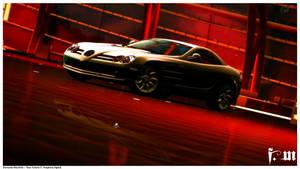 SLR McLaren by vanheart
