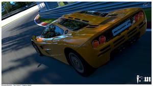 McLaren F1 by vanheart