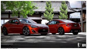 Toyota 86 GT.1 by vanheart