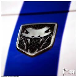 Dodge Viper Badge by vanheart