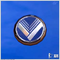 Mazda Eunos Roadster Badge by vanheart