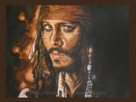 Jack Sparrow by debussy01247