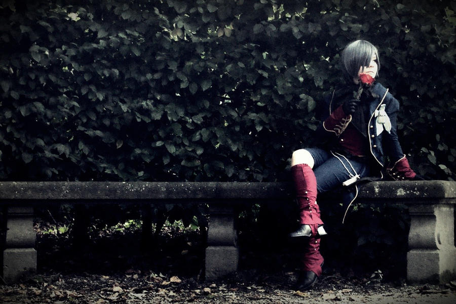Ciel Phantomhive - Sebastian.. by TemGaa