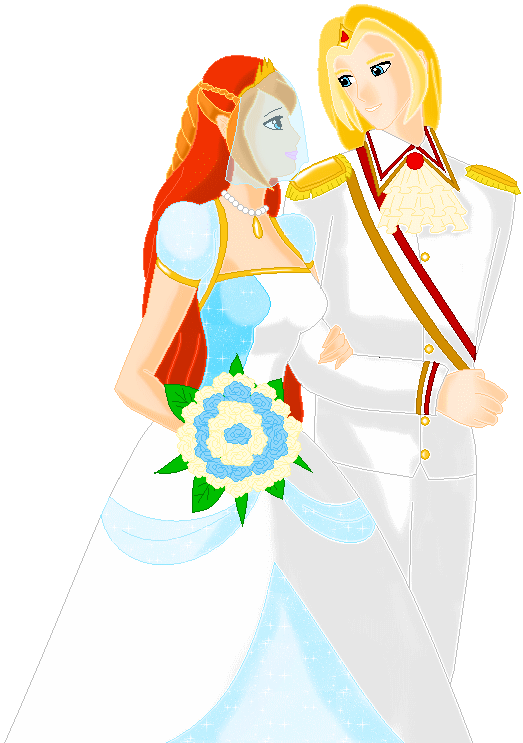 Winx Club Sky Kiss Roxy: Wedding Bloom And Sky By Beatrice-Dragon-Team On DeviantArt