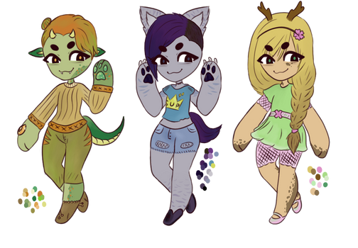 -OPEN- REDUCED Anthro Batch