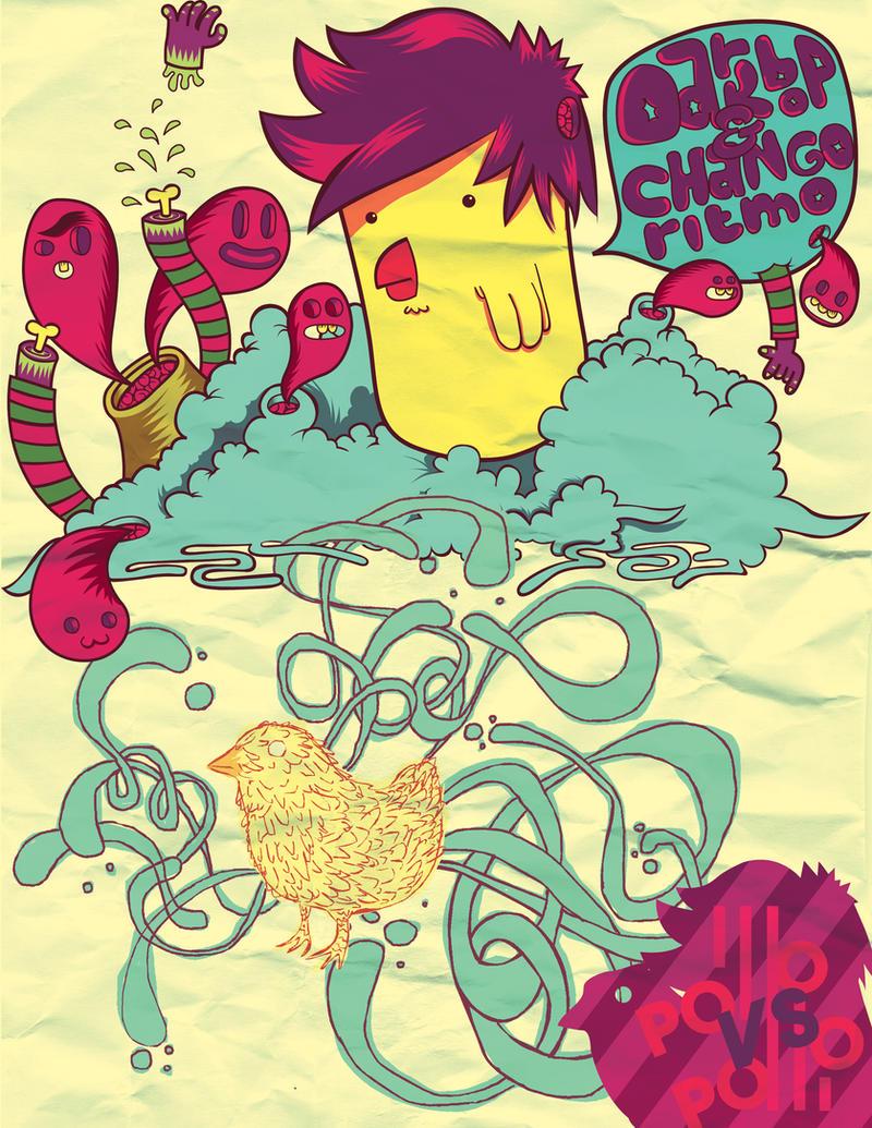 polloVS pollo by Changoritmo