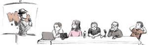 Algunos ilustres Webcomiqueros