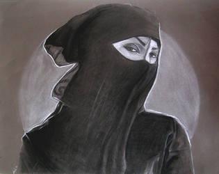 Ninja by Anamarek