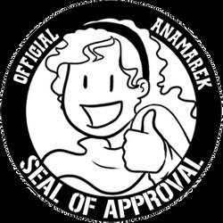 Seal of Approval by Anamarek