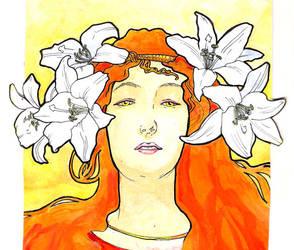 Flores by Anamarek