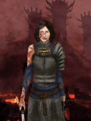 Oblivion: Flavia Addarius by Kotorchix
